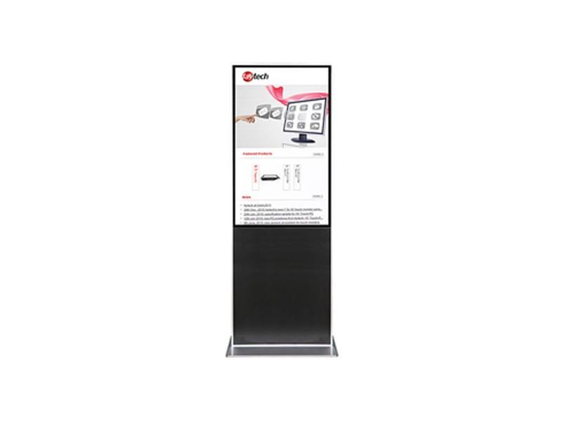 Updated Kiosk Systems