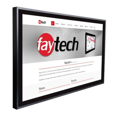 43 Inch Size - Wall Mount