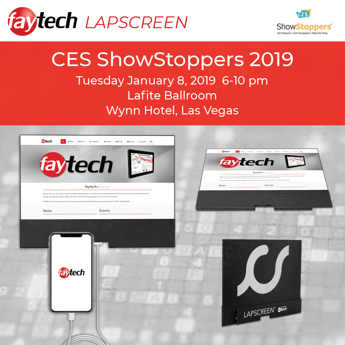 CES ShowStoppers 2019