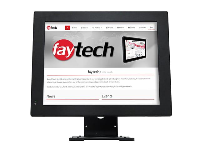"""15"""" Touch PC - J1900 Configuration"""