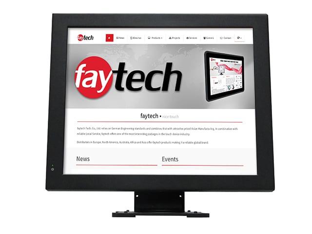 """17"""" Touch PC - J1900 Configuration"""