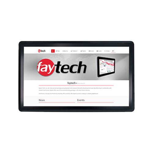 """21.5"""" Touch PC - J1900 Configuration"""