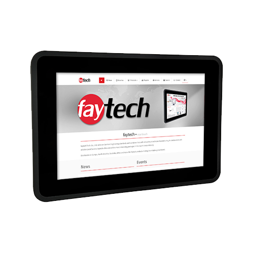 """10.1"""" Embedded Touch PC - V40 Configuration"""