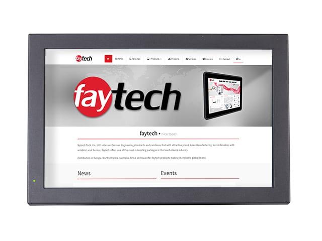 """19"""" Touch PC - J1900 Configuration"""