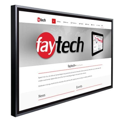 """55"""" Touch PC - (J1900)"""